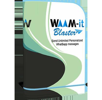 WAAM-it Blaster